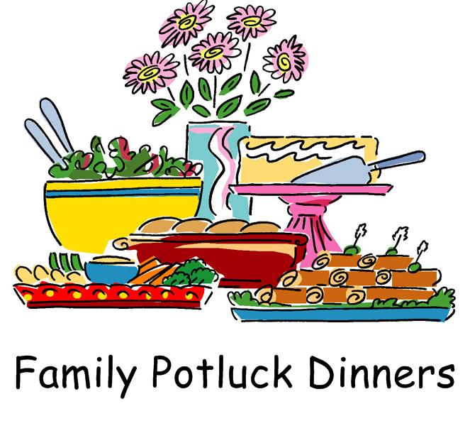 Ease into the Weekend with the May Family Pot Luck! Join us Friday, May 17, from 6-8 pm